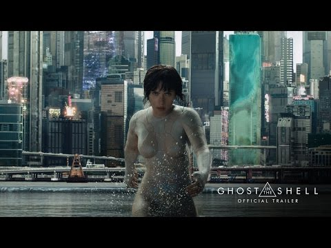 Xxx Mp4 Ghost In The Shell Trailer 2017 Official Trailer Paramount Pictures 3gp Sex
