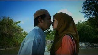 Adegan Ciuman Lucu Andhika Pratama Vs Donita