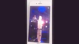 Christina Aguilera and Whitney Houston live on The Voice USA 06/05/16