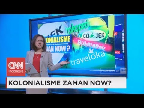 Kolonialisme Zaman Now? Investor Gojek, Tokopedia, Bukalapak hingga Traveloka