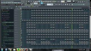 Chief Keef - I Don't Like Instrumental Remake (FLP) (FL Studio 12)