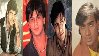 Top 5 Highest Paid Bollywood Actors During 90