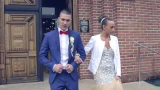 Zaklina & Nikola Wedding  -Vencanje u crkvi-
