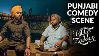 Punjabi Comedy Scene | FIRST & LAST DATE | Ammy Virk, Karamjit Anmol | Nikka Zaildar