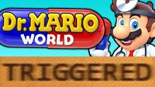 How Dr. Mario World TRIGGERS You!