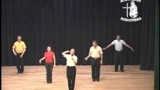 Coreografía misionera - Color de esperanza