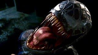 Venom Meets Sandman (Scene) - Spider-Man 3 (2007) Movie CLIP HD
