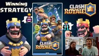 Clash Royale #5 - TENGO CLAN Y UN COUCHER HEAVY e.e