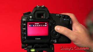 Setting Up The Canon 5D For Shooting Video