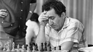 Material vs Position: Tigran Petrosian vs Lajos Portisch Candidate Tournament 1974