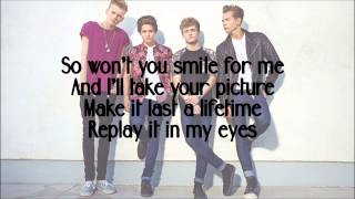 The Vamps - Smile [Lyrics]