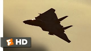 Top Gun (4/8) Movie CLIP - Buzzing the Tower (1986) HD