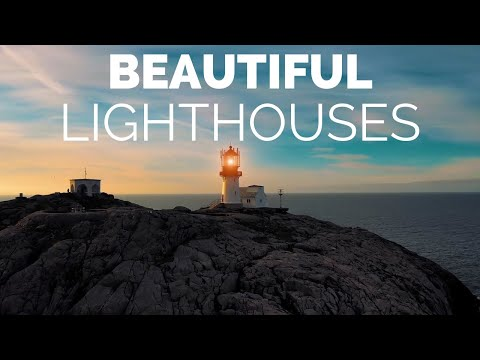 10 Most Beautiful Lighthouses in the World Travel Video