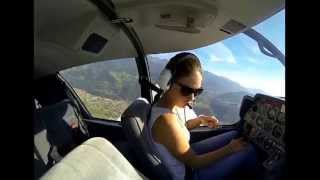 Vol lac du Monteynard - Pilot Fanny Viallard 16 years old - (1080P HD) - F5OUX, Cyril