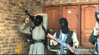 Pakistani Taliban leader in video message