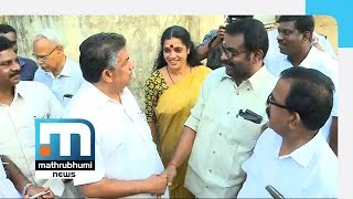 Chengannur By-election: Candidates Begin Campaigns  Mathrubhumi News