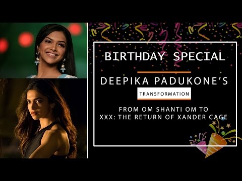 Xxx Mp4 Deepika Padukone S Transformation From Om Shanti Om To XXX The Return Of Xander Cage 3gp Sex