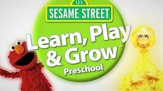 Sesame Street - Learn, Play & Grow Preschool (2007)