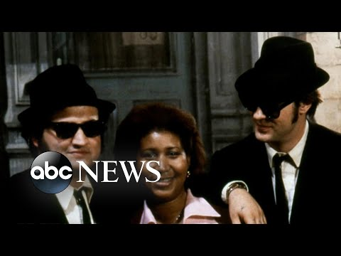 Xxx Mp4 Aretha Franklin Makes Acting Debut With Blues Brothers Role Part 3 3gp Sex