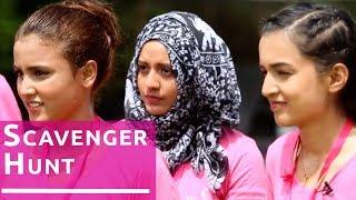 Miss Veet Pakistan 2017 - Episode 11   Scavenger Hunt