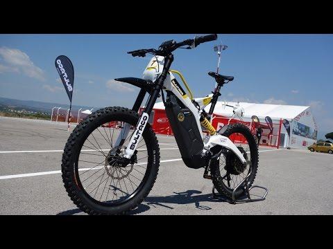 2015 VTT électrique Bultaco Brinco Essai AutoMoto