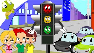Red light what do you say and other activity songs for kids