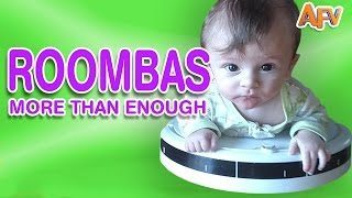 Roombas | Best of AFV