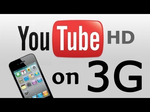 Watch HD Videos on 3G - iPhone, iPod Touch or iPad
