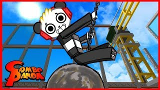 Roblox Wreck Ball Survival I Came in Like a Wrecking Ball Let