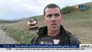 شاب جزائري يبدع في صناعة سيارة رباعية الدفع