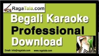 Tomar sure sur - Bengali Karaoke - Kumar Sanu