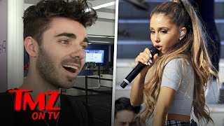 Nathan Sykes of The Wanted Left Off Ariana Grande