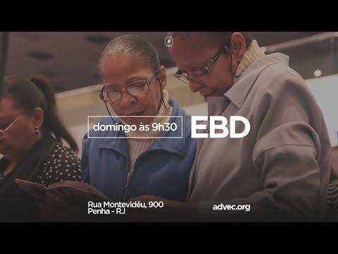 EBD -  Lição 05: O Ministério Sacerdotal do Homem - 30/04/2017 - Pr Alfredo Campos