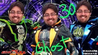 Japanime Talks: Kamen Rider Ghost Episode 30