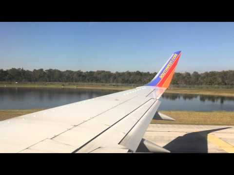 Southwest Airline Take Off