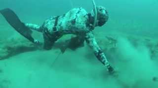 Spearfishing with Cameron Kirkconnell - World Record Grouper and giant Lobsters