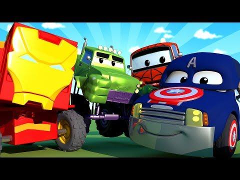 Xxx Mp4 La Super Patrulla Especial Avengers Los Avengers Salvan A Jeremy Auto City Dibujos Animados 3gp Sex