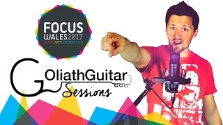 Update Video! Gareth Evans & the Goliath Guitar Sessions /// Live at Focus Wales Festival 2017