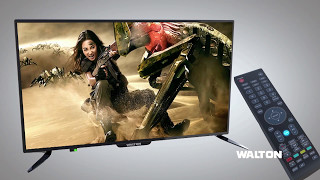 Walton Smart LED TV Tutorial