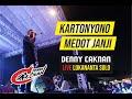 Pecah! Kartonyono Medot Janji, Denny Caknan live Lokananta Solo