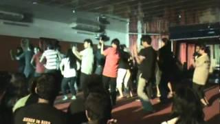 AIESEC BANGLADESH ( in IUB) JIVE- take ur mOtherfu**ing shirt Off!!