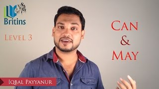 Can I & May I (Permission)- Spoken English in Malayalam- Level 2, Day 8