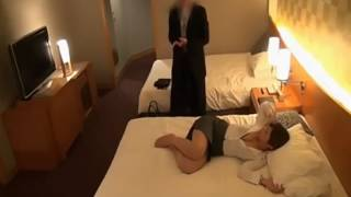 US hotel room cctv camera videos leaked
