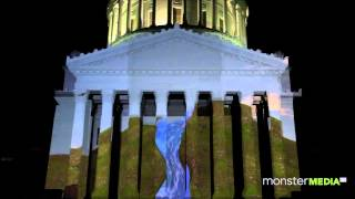West Virginia 150th  Birthday 3D Building Mapping -