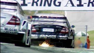 DTM Spielberg 2003 - Highlights