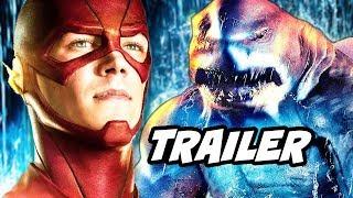 The Flash Season 5 Episode 15 Trailer - King Shark vs Grodd and Reverse Flash Breakdown