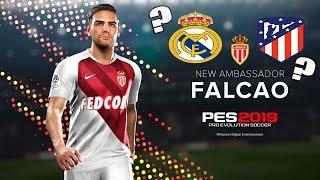 PES 2019 | Nuevo equipo partner y ¿ADIOS al Real Madrid y Atlético de Madrid?