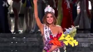 Miss Universo 2015. Gran error final