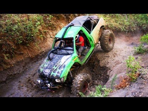 Tank Trap Part 1! - Top Truck Challenge 2013
