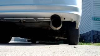 Apexi exhaust noise . 3